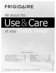 frigidaire fgef3032mb user manual 36 pages also for fgef3032mf fgef3032mw