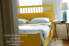 best painted bed frames ideas on chalk paint for queen size metal frame spray wooden