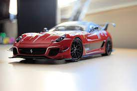 Free shipping for many products! Review Hot Wheels Elite Ferrari 599xx Evo Diecastsociety Com