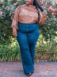What Bloggers Think Of Plus Size Denim In The Fashion Who