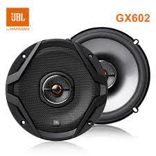 Harman JBL GX602 Car COAXIAL Speakers With Woofer Tweeter Hifi Auto Audio  Subwoofer 60W 2.3ohm 165mm Coaxial speakers
