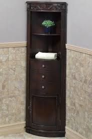 Beautiful Corner Cabinet Bathroom Pine Corner Cabinet Bathroom