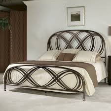 Santa Cruz Bedroom Furniture Metal Bedroom Sets Santa Cruz Metal Bed Bedroom Set Standard