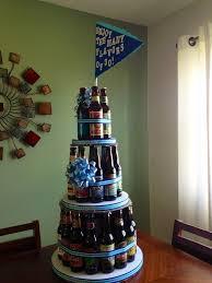 Beer Bottle Cake Decorations