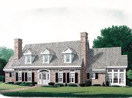 Cape Cod And New England Style HomesCape Cod Home Plans