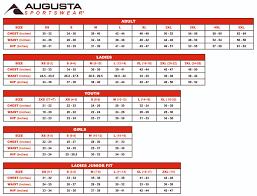 Dana Buchman Size Chart Sport Tek Clothing Size Chart Rldm