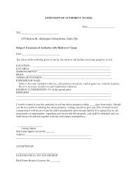 Authorization Distributor Letter Sample Dealer Given By A Company To