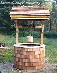 diy plans 4x4 wishing well decorative well cover yard