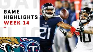 Jaguars vs. Titans Week 14 Highlights | NFL 2018 - YouTube