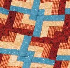 Quilting Quickly: Weekend Cabin - Log Cabin Quilt Pattern | QUILT ... & Quilting Quickly: Weekend Cabin - Log Cabin Quilt Pattern | QUILT FONS  PORTER | Pinterest | Log cabin quilt pattern, Log cabin quilts and Patterns Adamdwight.com