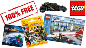 Legos For Free How To Get Lego 100 Free Youtube