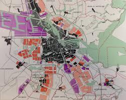 Afbeeldingsresultaat voor stadsrandcommissie 1959