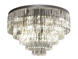 smoke glass rectangular chandelier designs