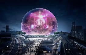 a rendering of the msg sphere london credit msg london