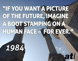 Image result for 1984 quotes about control