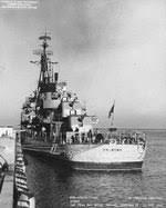 Preston (Fletcher-class) Photographs | World War II Database