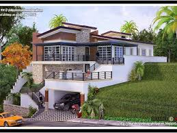 narrow lot house plans with front garage awesome ideas sloped lot house plans narrow sloping brisbane