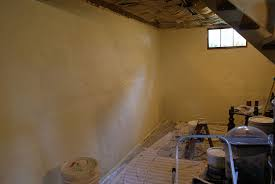 amazing painting unfinished basement walls