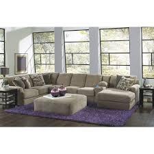 Fairmont Designs Doris 2-Piece Sectional Sofa with Storage Ottoman |  Hayneedle