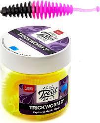 <b>Приманка Lucky John</b> Слаги съедобные <b>Lj</b> Pro Series Trick Worm ...