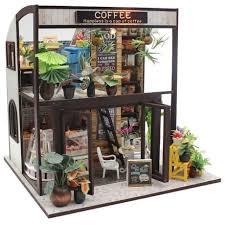 <b>Конструктор DIY House</b> Coffee House – купить по цене 2120 руб ...