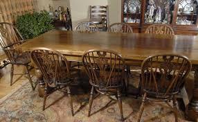 detalles acerca de mesa de edor de roble y silla de cocina set cortijo windsor sillas de edor mostrar título original