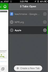ipad browser alternative