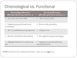 Resume Template Functional Vs Chronological Hr Manager With chronological  resume vs functional resume