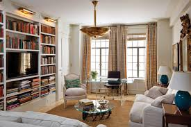 Wall Units, Cool Living Room Built Ins Built In Shelves Decorating Ideas  White Wooden Cabinet