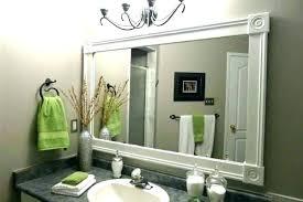 wood framed bathroom mirrors unfinished bathroom mirrors wood framed bathroom mirrors contemporary solid furniture best frame wood framed bathroom mirrors