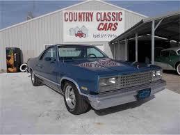 1982 Chevrolet El Camino for Sale | ClassicCars.com | CC-938777