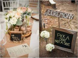 Simple Elegant Wedding Decor Say I Do To These Fab 51 Rustic Wedding Decorations