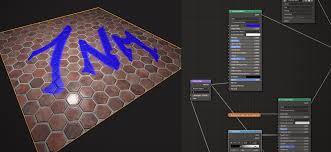 Open Source Substance Designer Blender 2 8 Texture Paint Like Substance Painter Blendernation