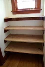 Nice Ideas How To Build Wood Closet Shelves Closet Wadrobe Ideas