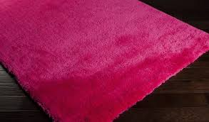 by size handphone tablet desktop original size hot pink fluffy rug