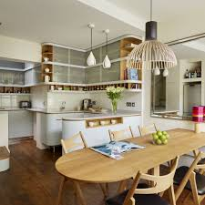 dining room open plan kitchen ideas small living open plan kitchen design ideas ideal home