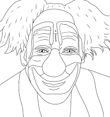 creepy coloring pages s 2154350