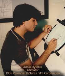 Adam Dykstra - Alumnus