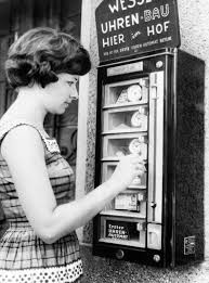 Antique Whiskey Vending Machine For Sale Amazing 48 Wild Vending Machines You'll Wish Were Still Around HuffPost