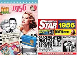 Amazon Com 1956 Birthday Gifts Pack 1956 Dvd Film 1956