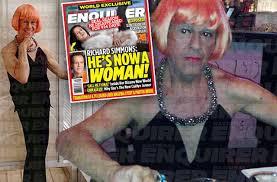 richard simmons woman. see richard simmons\u0027 new female identity following transition   radar online simmons woman s