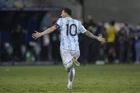 تشكيلة الأرجنتين ضد البرازيل في نهائي كوبا أمريكا الأحد 11 يوليو 2021
