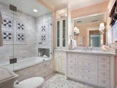 bathrooms designs 2013. Plain 2013 NKBA 2013 Bathroom Petite Sophisticate 3 Photos On Bathrooms Designs H