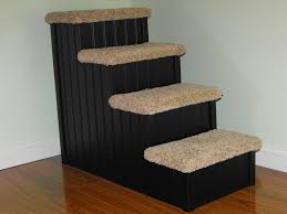 Dog Steps Pet Stairs 24 High Doggie Steps for Beds Pet Steps