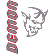 DODGE DEMON EMBLEM by To The Top | Spreadshirt