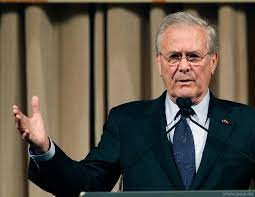 Ex-US-Verteidigungsminister Donald Rumsfeld ist tot - Regierung