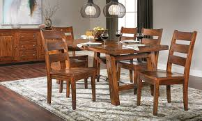 Tuscany Mahogany Dining Set Haynes Furniture Virginia S