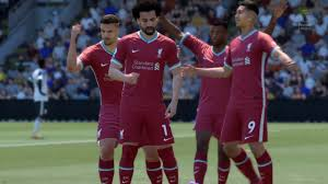 Premier league, anfield december 13, 2020. Fifa 21 Fulham Vs Liverpool 1 1 All Goals Extended Highlights 2020 Youtube