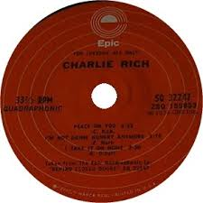 45cat Charlie Rich Behind Closed Doors Epic USA