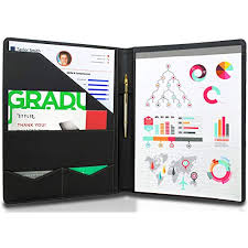 Resume Holder Delectable Resume Portfolio Folder Amazon